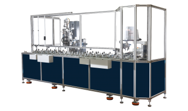 Otomotiv Sektörüne Yönelik Özel Makineler ve Hatlar